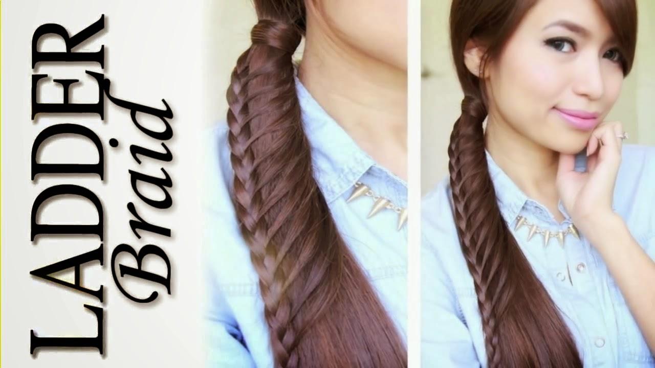 27 Cara Menata Rambut Panjang Yang Gampang Dan Susah Sealkazz Blog