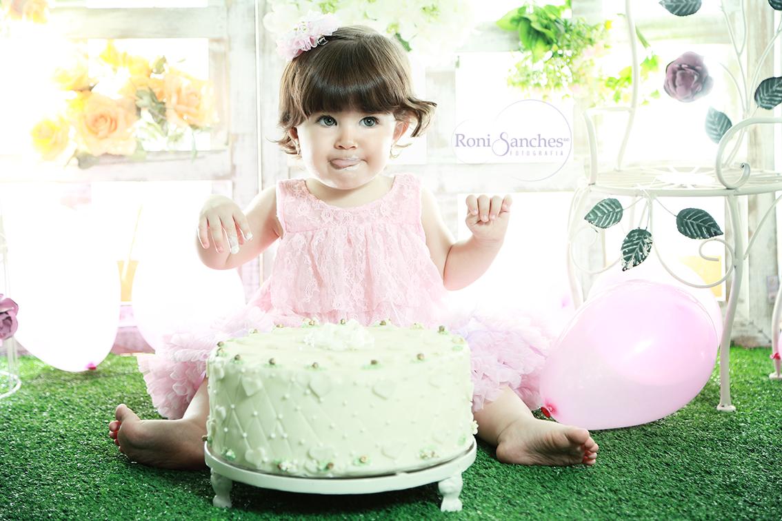 Book bebê smach cake