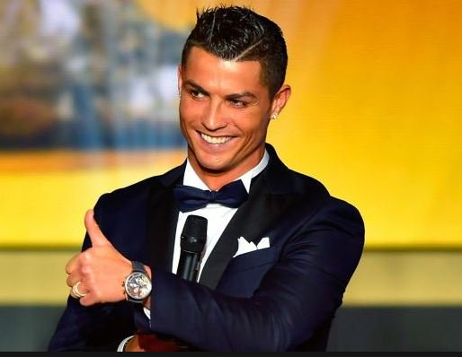 Cristiano Ronaldo crowned Best European Sportsperson of 2017 ahead of Lewis Hamilton and Roger Federer  (See Full List)