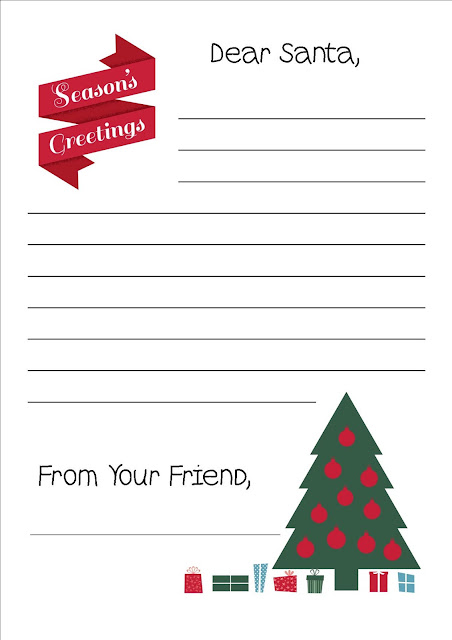letters to santa paper to print free printable letter to santa writing paper 15367