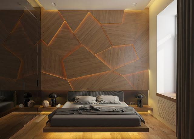 01. Panel Dinding Dekoratif