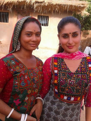 Kareena-Kapoor-looking-simple-beauty-Gori-Tere-Pyaar-Mein