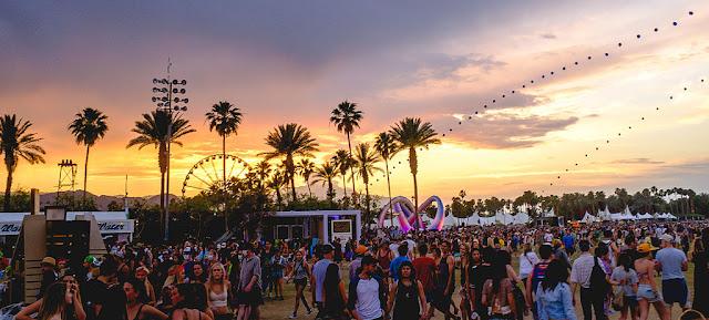 Verão em Los Angeles em julho