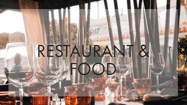 Crea Solutions Restaurant & Food Portfolio | Portafilio Audiovisuales Restauración