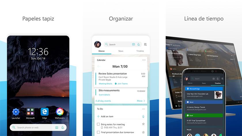 launcher de windows para android actualizado