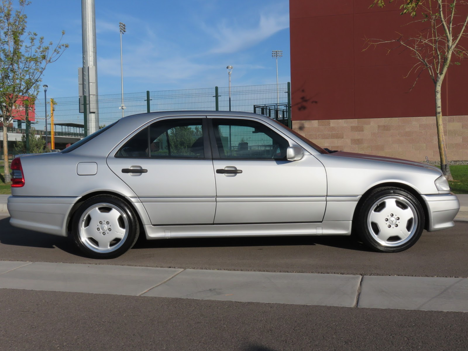 1996 mercedes benz w202 c36 amg benztuning for Mercedes benz c class w202