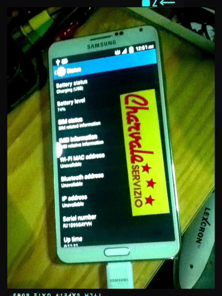 Note 3 mtk6582 firmware samsung