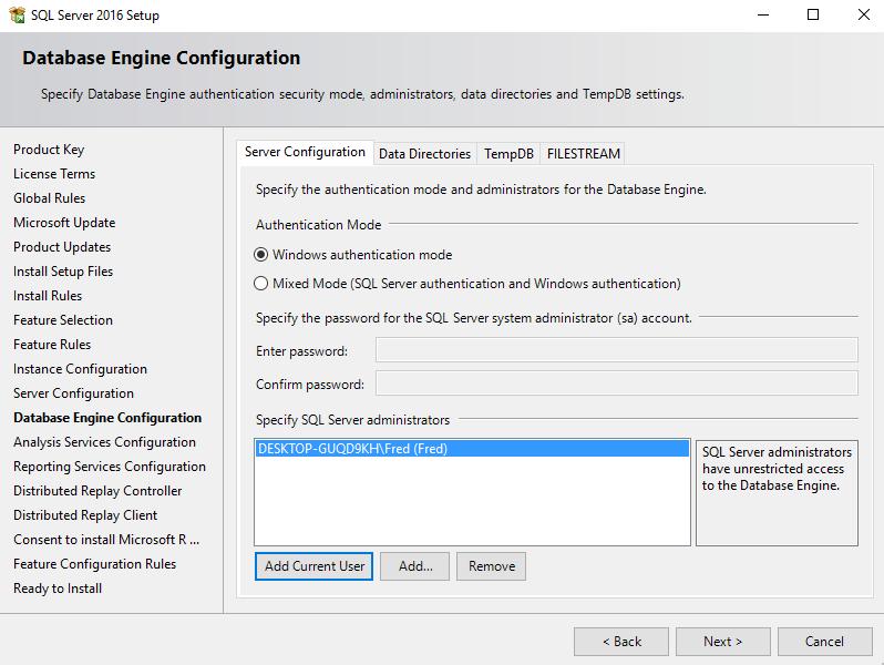 Tutorial Bagaimana Cara Install SQL Server 2016 ...