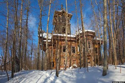 Casas abandonada