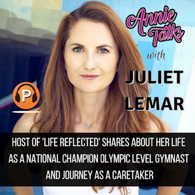 Annie Talks with Juliet Lemar