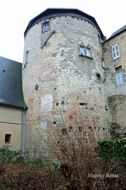 Muralla galoromana de Bourges