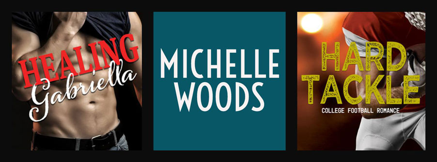 Michelle Woods: NEW BOOK: Releases Dec  31, 2018
