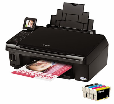 Download Driver Printer Epson Stylus SX415