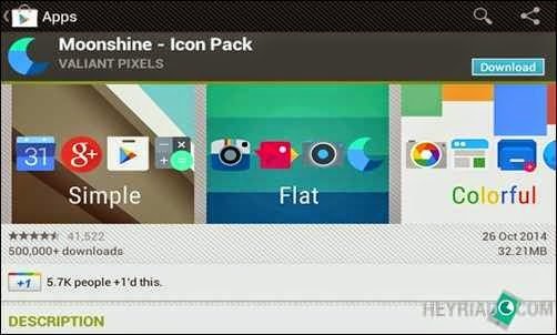 Icon Pack Untuk Android