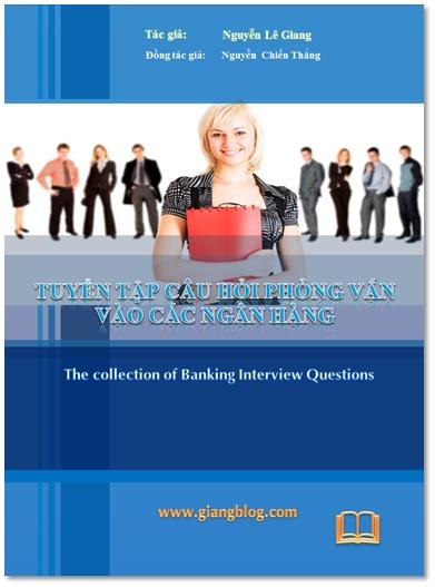 Trả lời mẫu Câu hỏi phỏng vấn vào ngân hàng