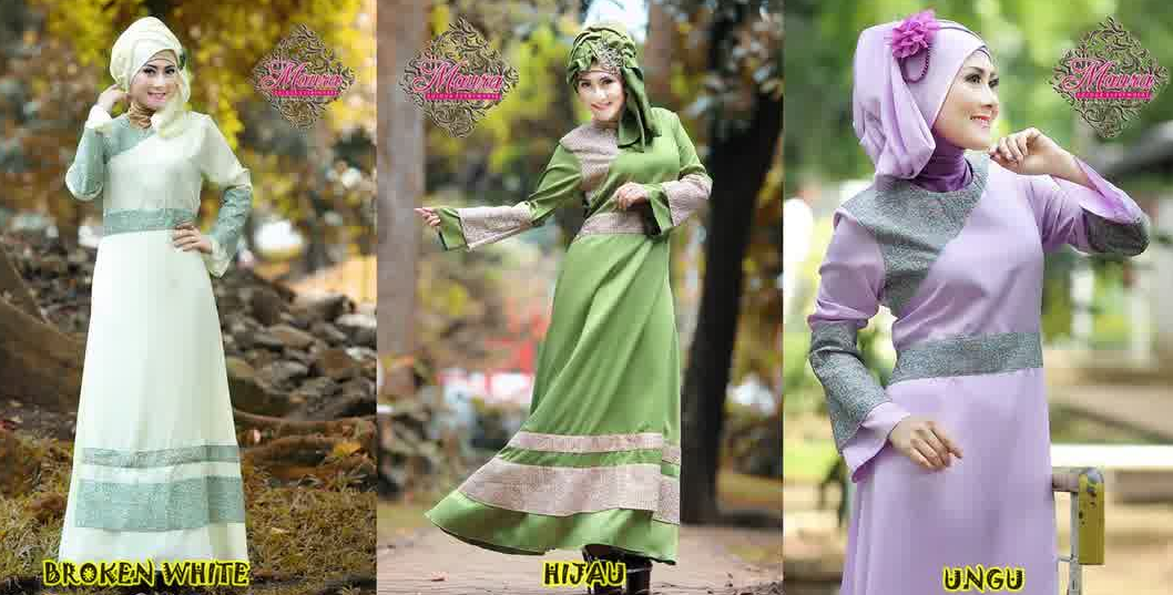 Koleksi Model Baju Muslim Modis