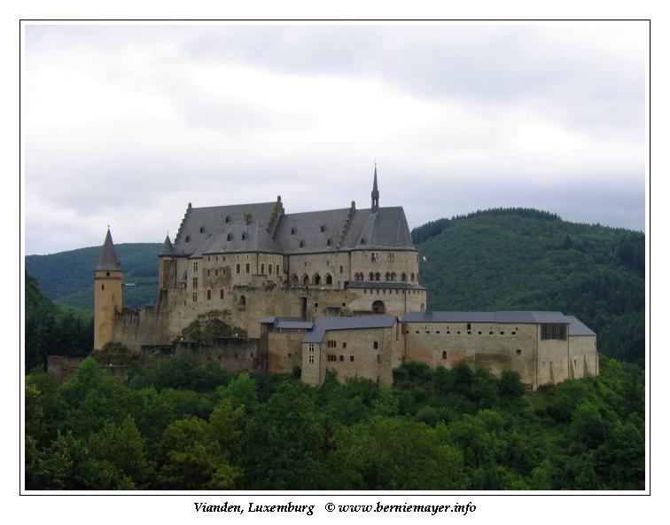 Reisebericht Belgien & Luxemburg