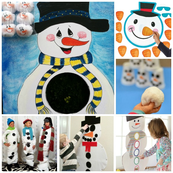 30+ WINTER PARTY GAMES FOR KIDS. #winterparty #winterpartyideasforkids #winterpartygamesforschool #partygameskids #growingajeweledrose #activitiesforkids