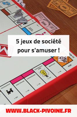 5 jeux de société : s'amuser en famille !