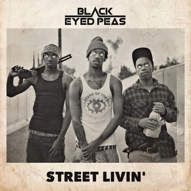 iLoveiTunesMusic.net STREET%2BLIVIN%2527%2B-%2BSingle The Black Eyed Peas - STREET LIVIN - Single Hip-Hop/Rap Mastered for iTunes New Music Single The Black Eyed Peas