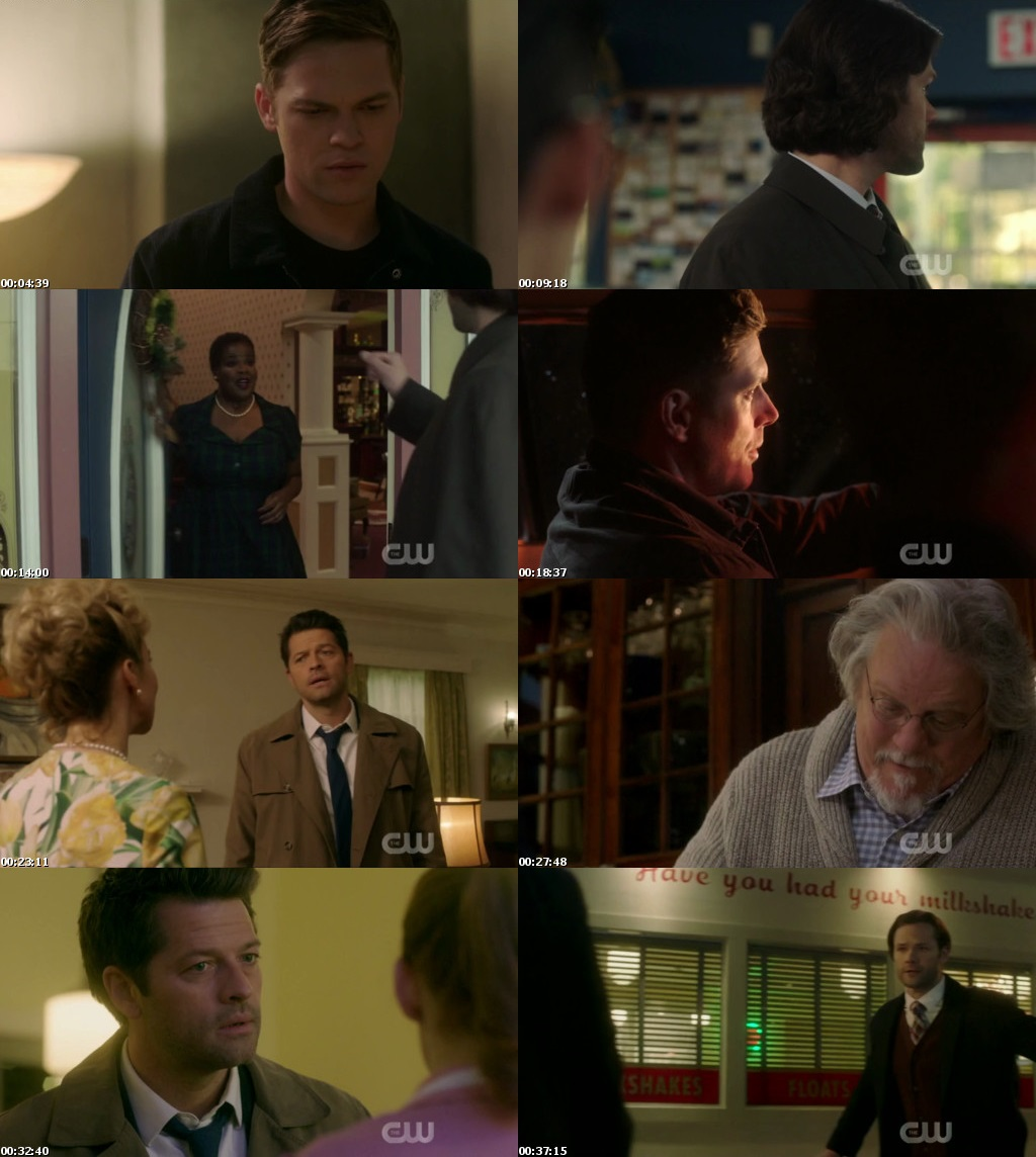 Watch Online Free Supernatural S14E15 Full Episode Supernatural (S14E15) Season 14 Episode 15 Full English Download 720p 480p