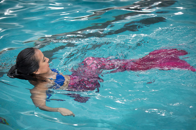 Mermaid Class With AquaMermaid Chicago