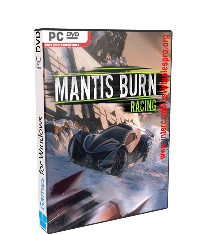 Mantis Burn Racing Elite Class poster box cover