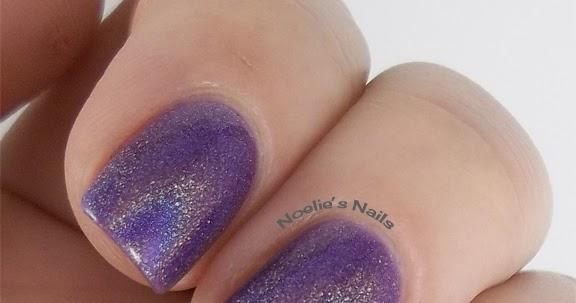 Noelie S Nails Jade Fascinio Violeta