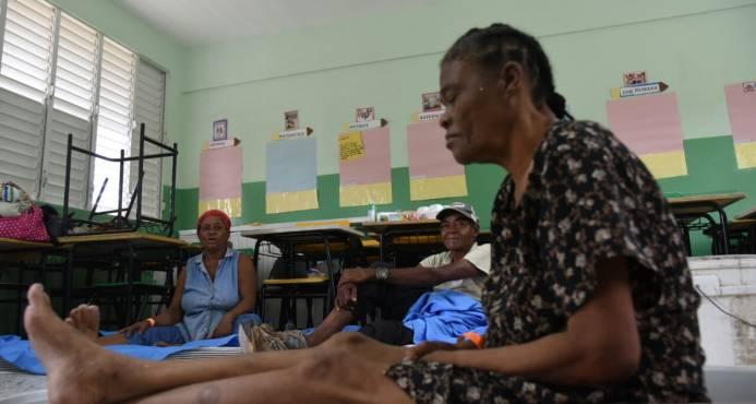 Unos 3,400 desplazados preventivos en Puerto Plata por el huracán María
