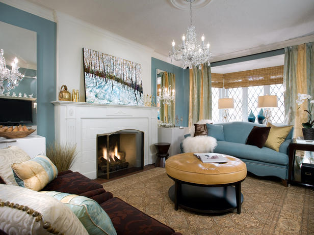Modern Furniture Fireplace Decorating Design Ideas 2011