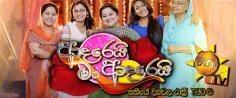 Adarei Man Adarai Sinhala Teledrama 490 - 17.10.2017 Hiru tv