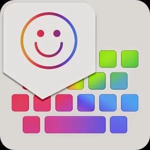 كيبورد اندرويد مجانا عربي iKeyboard - emoji , emoticons