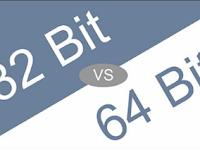 Ini Dia Perbedaan Windows 32 bit dan Windows 64 bit