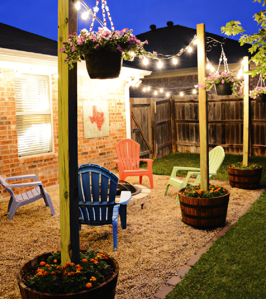gorgeous diy backyard projects summer daisy cottage