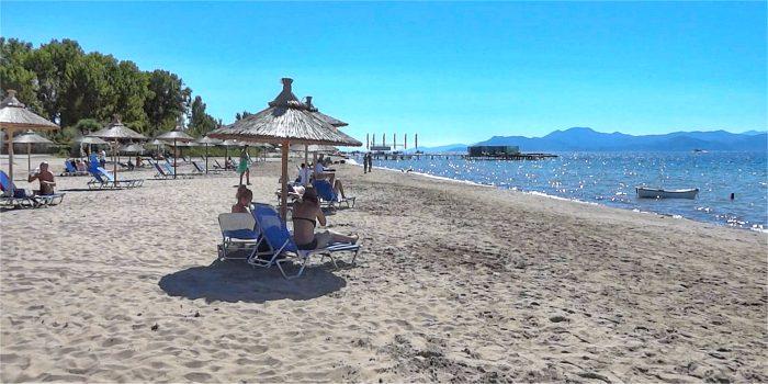 Kavos, isola di Corfù, Grecia