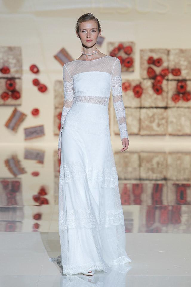 Precios vestidos novia jesus peiro 2019