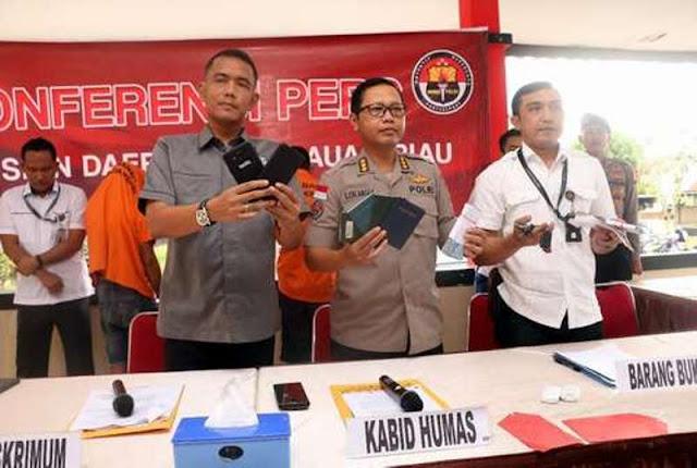 Polda Kepri Gagalkan 29 TKI  ke Malaysia, Tangkap 4 Pelaku