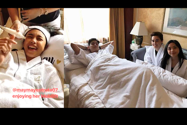 Luxury Meets Beauty! This is How Celebrities Prepare For The Big Night