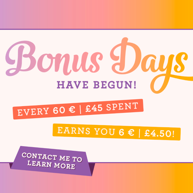 Nigezza Creates Bonus Days offer
