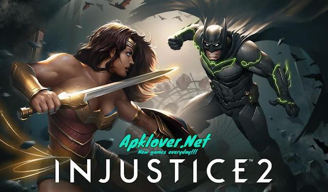 Injustice 2 MOD APK unlimited health