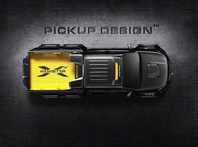 Carlex Design EXYモンスターX メルセデスベンツXクラス
