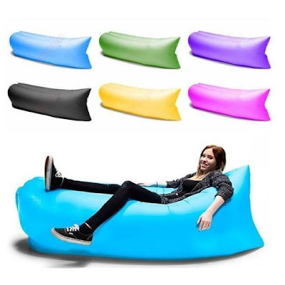 Inflatable Outdoor Air Beanbag