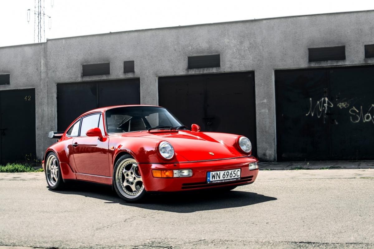 1994 Porsche 911 Turbo 36 For Sale In Poland For Eur 210000
