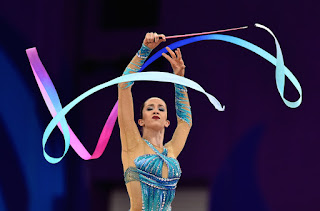 Senam Irama / Senam Ritmik / Rhythmic gymnastics