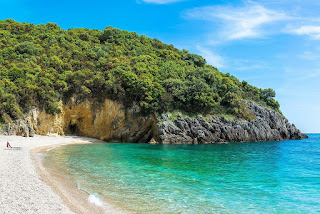 Plaża Sivota