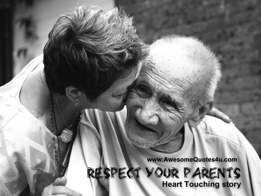 Awesome Quotes: Respect Your Parents