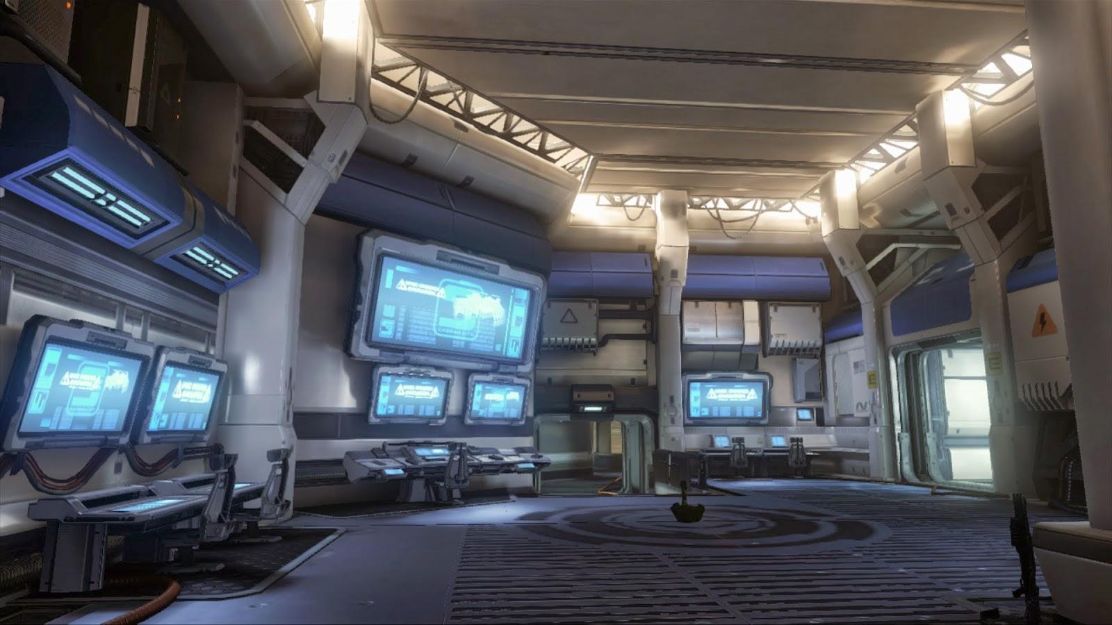 Katie Houston Artwork Halo 4 Dlc Landfall Majestic Map Pack