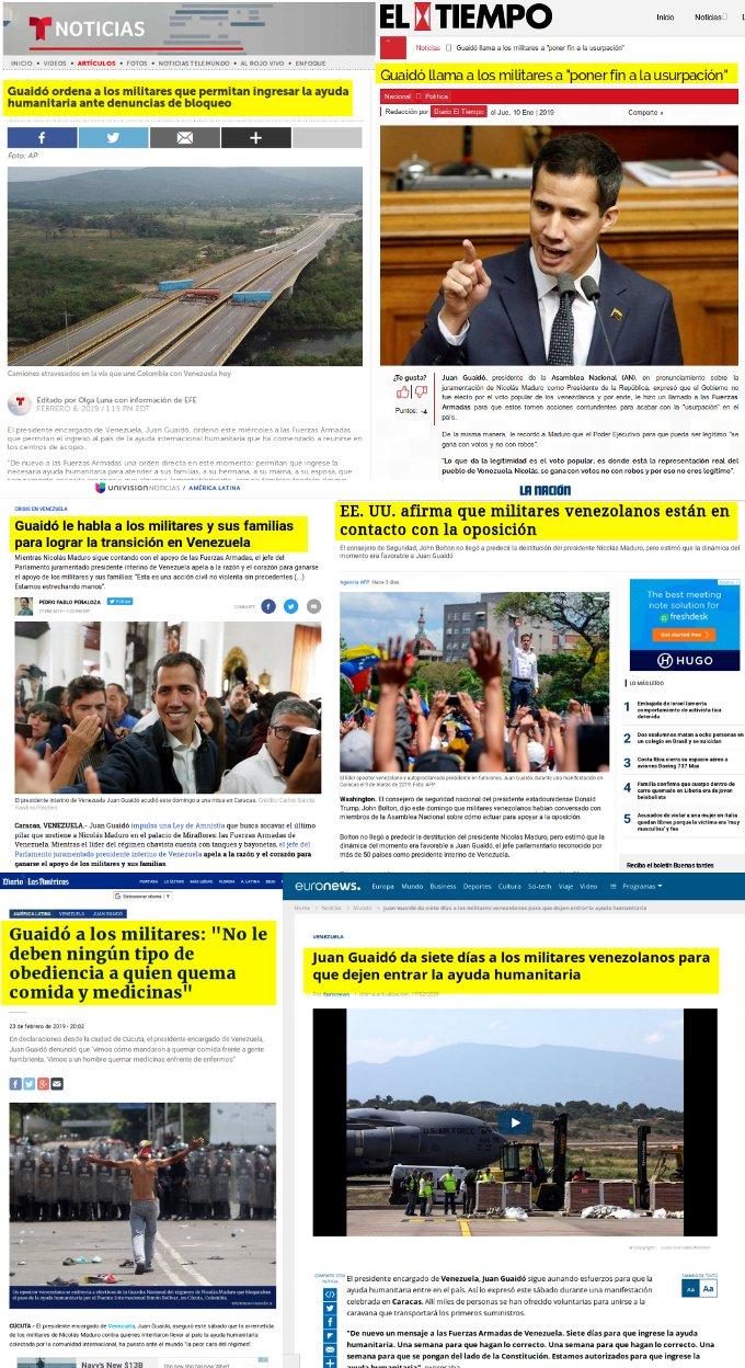 El apagón venezolano, un verdadero crimen social del chavismo - Por Razon y Revolucion Guaido-noticias3