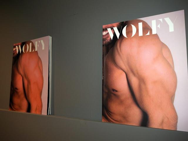 Presentación WOLFY Magazine