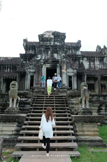one day pass to angkor wat